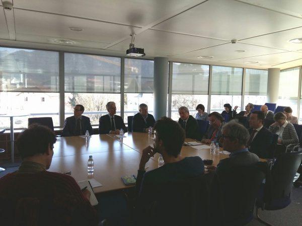 Plan de mandat 2017-2021 pour la CCI Haute-Savoie