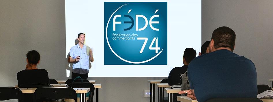 La Fédé74 (co)organise des formations