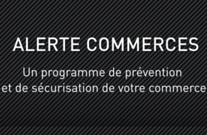 Alerte commerce CCI