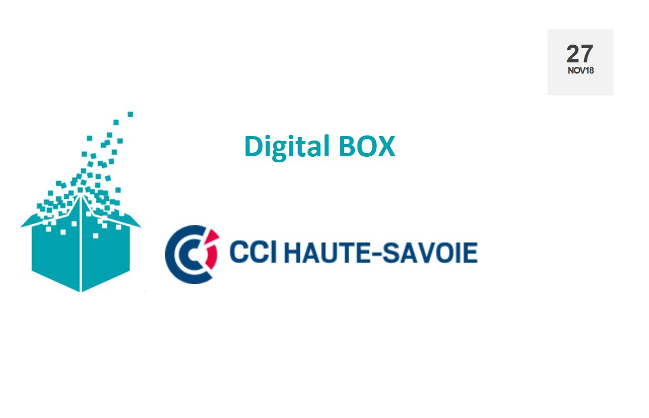 CCI digital box