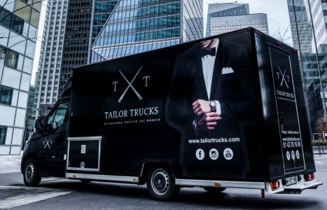 commerce de demain, tailor truck, paris